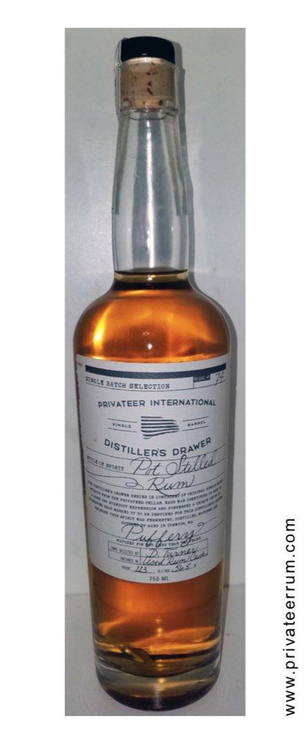 Privateer International Distiller's Drawer Puffery