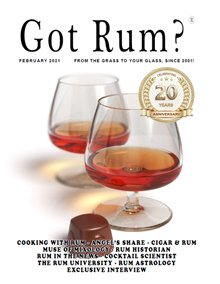 """Got Rum?"" February 2021 Thumbnail"