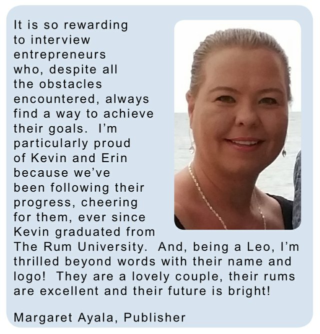 Exclusive Interview of Margaret with Kevin and Erin Wright