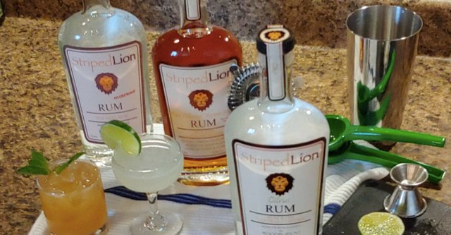 Stripped Lion Rums