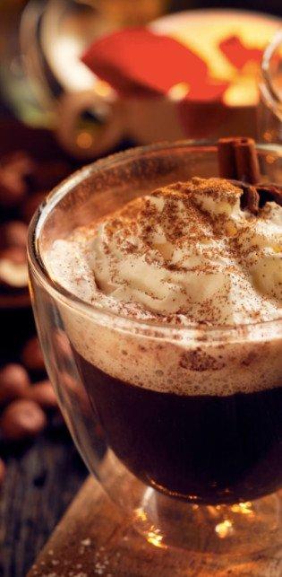 Rum Hot Chocolate
