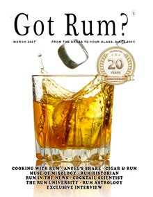"""Got Rum?"" March 2021 Thumbnail"