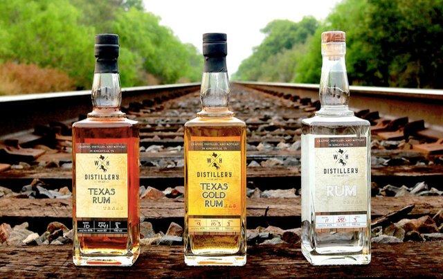 Wild Horse Distillery Rum