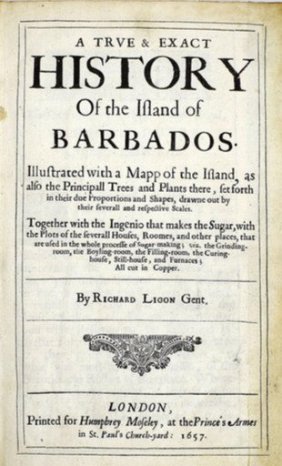 History of Inland Barbados