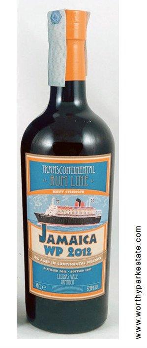 Transcontinental Rum Jamaica WP 2012
