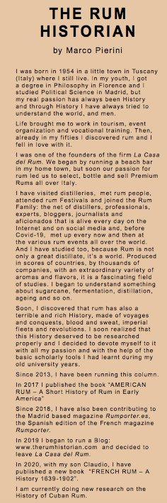 The Rum Historian