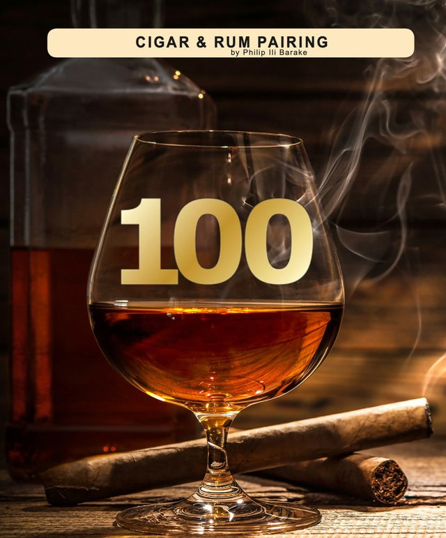 Cigar & Rum 100