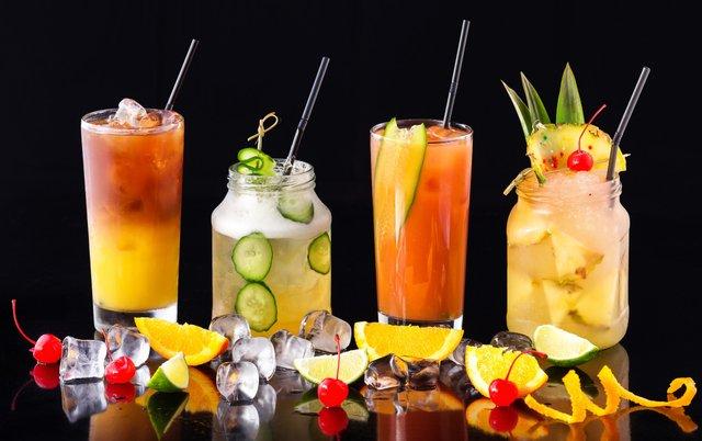 Summer rum cocktails4