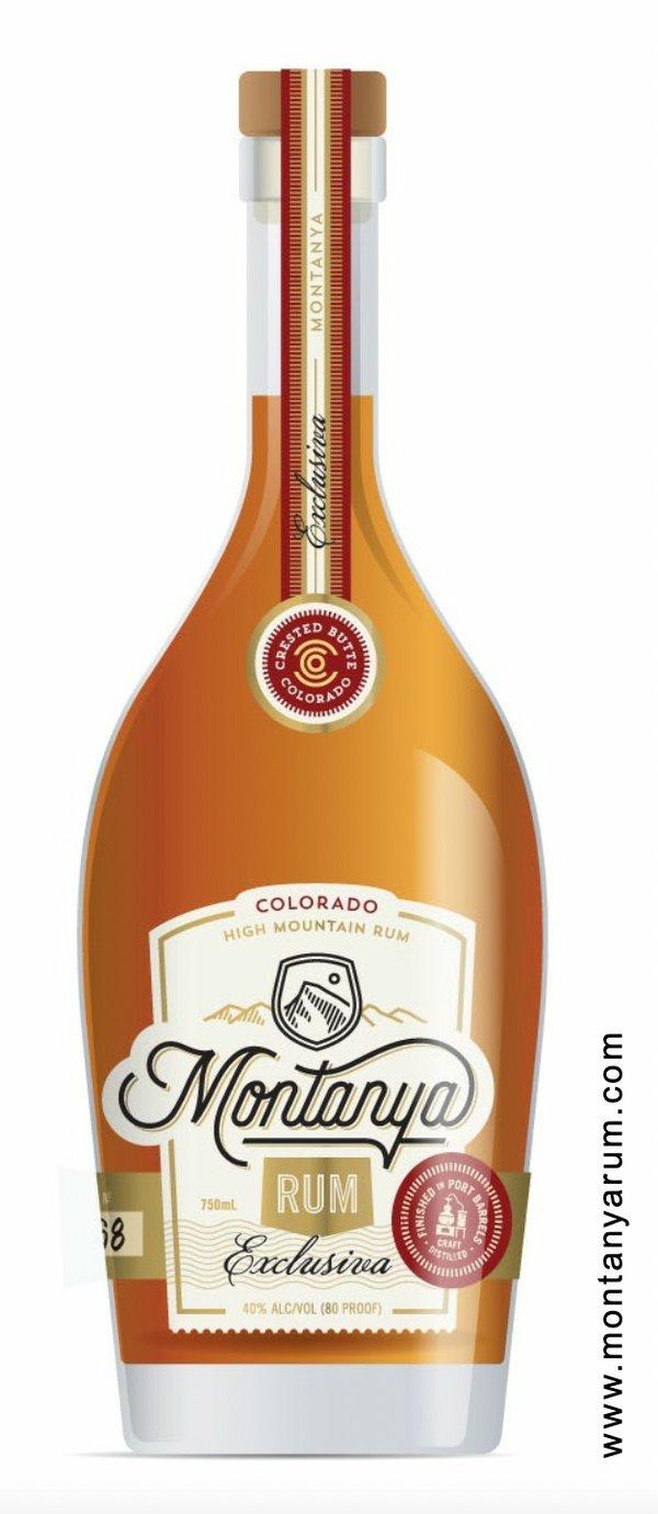 Montanya Rum Exclusiva