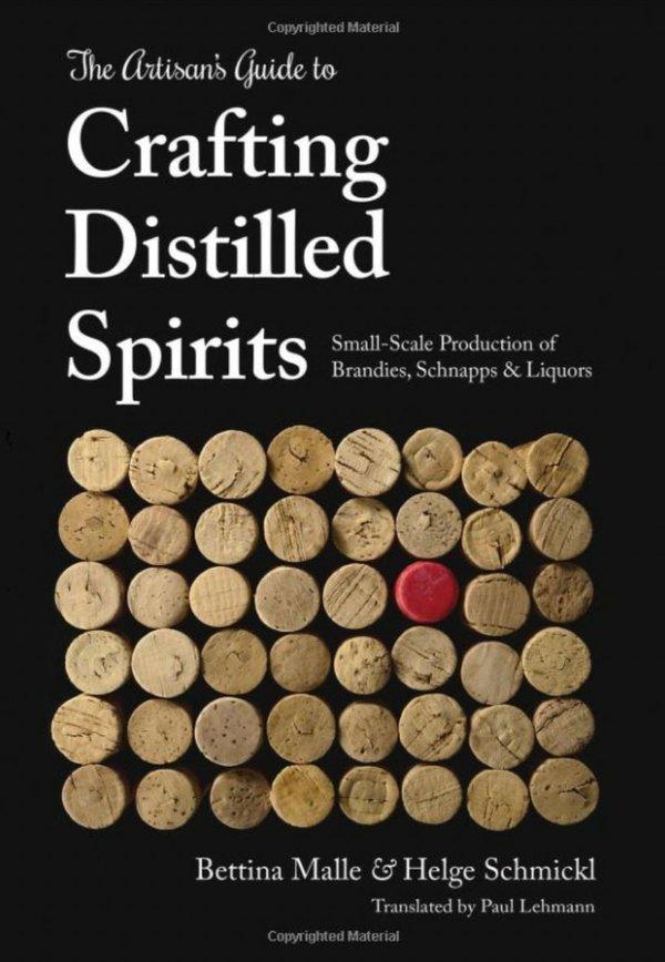 Crafting Distilled Spirits