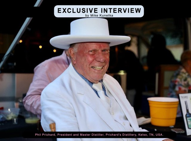 Exclusive Interview Phil Prichard