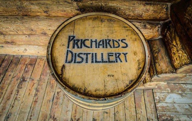 Prichard's Distillery.