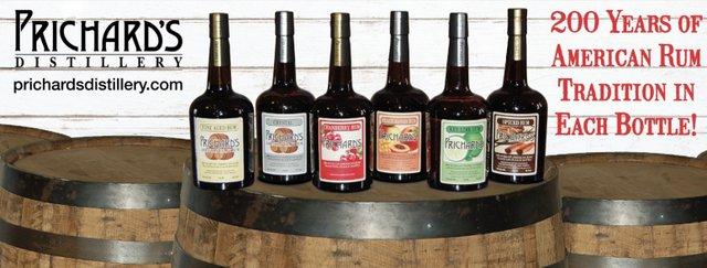 Prichard's American Rum