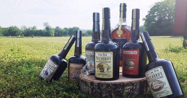 Prichard American rum2
