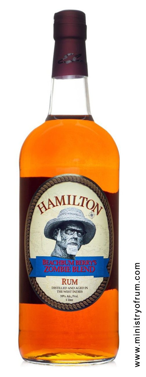 Hamilton Beachbum Berry's Zombie Rum
