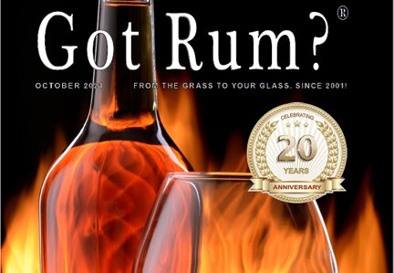 """Got Rum?"" October 2021 Featured Story"