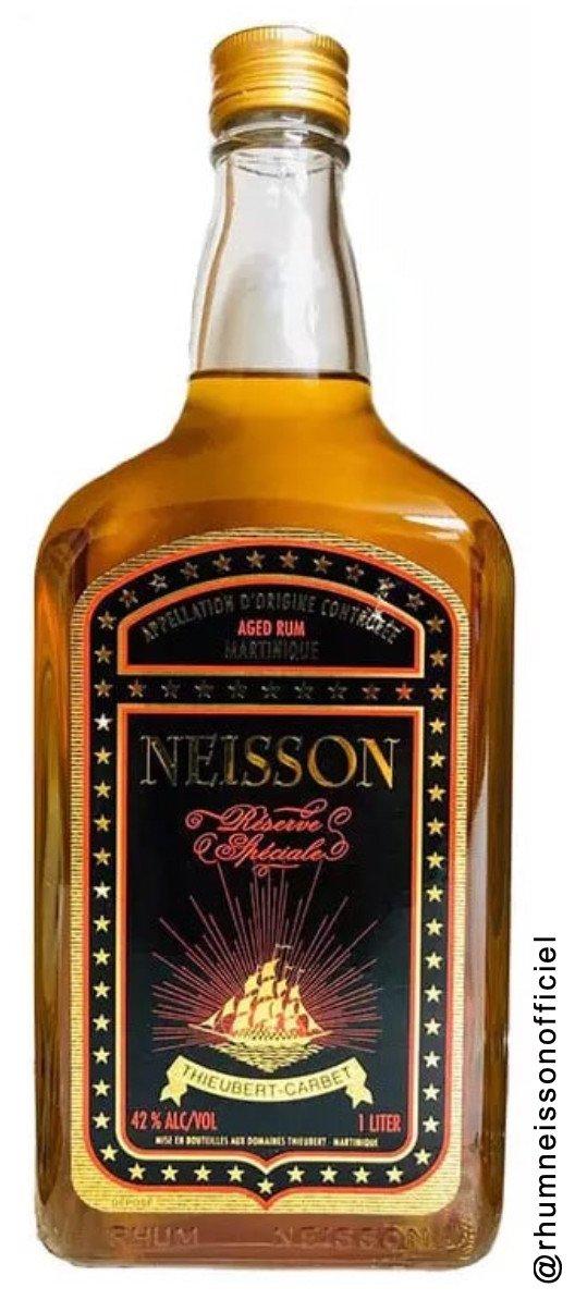 Rhum Neisson Reserve Speciale