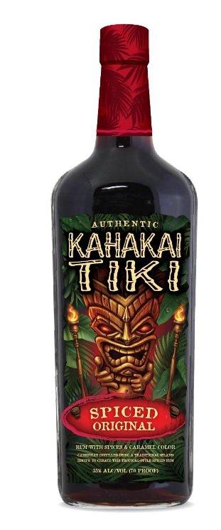 Kahakai Original Tiki Spiced Rum