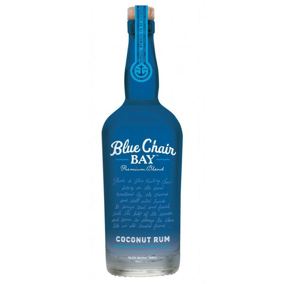 blue chair bay coconut rum got rum magazine