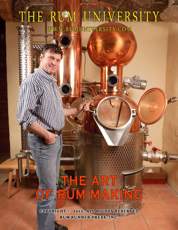 The Art of Rum Making