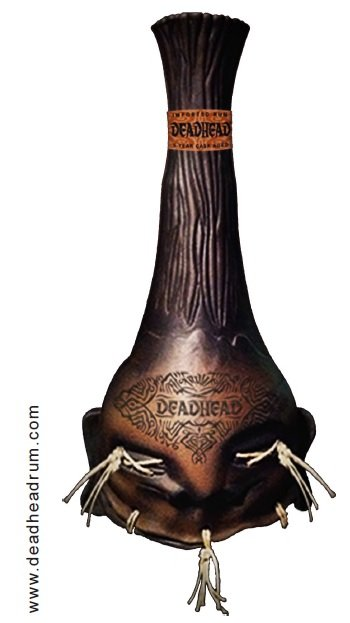Deadhead Gold Rum