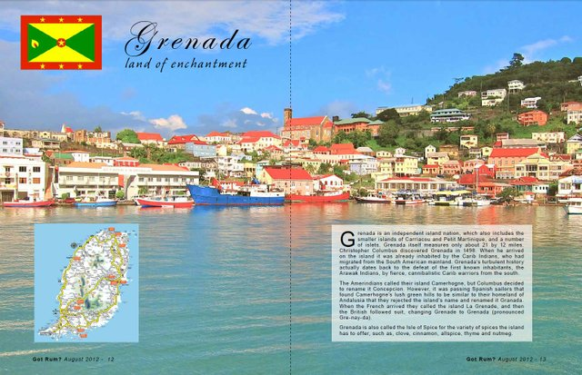Grenada: Island of Spice and Enchantment