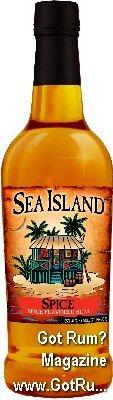 Sea Island Spice Rum
