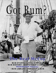 """Got Rum?"" November 2013 Thumb for Archives"