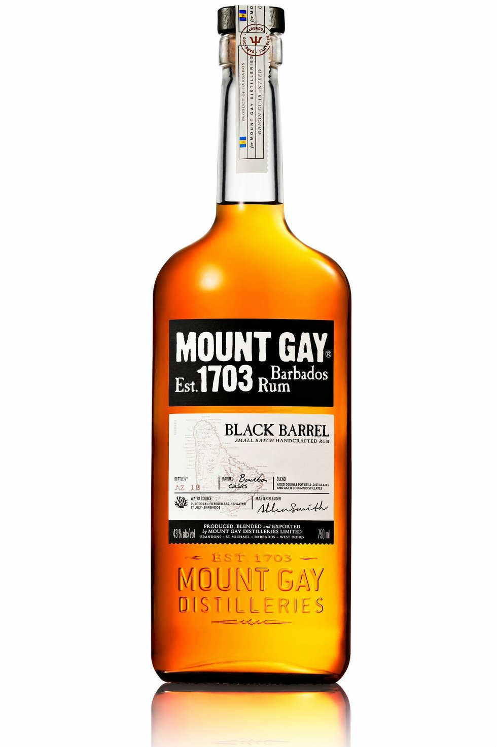 ron mount gay
