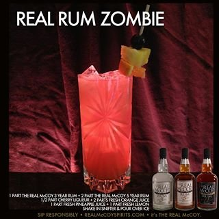 Real Rum Zombie