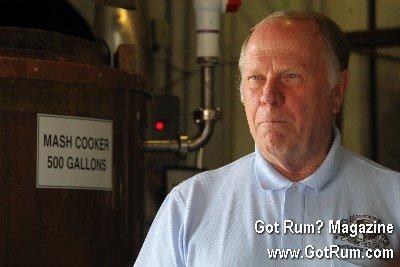 Phil Prichard, President of Prichard's Distillery
