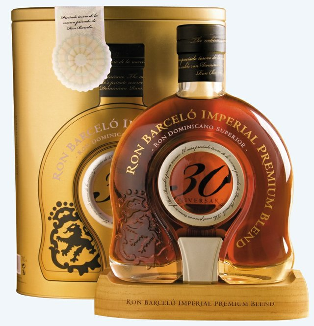 Ron Barceló Imperial 30 Year Old Rum