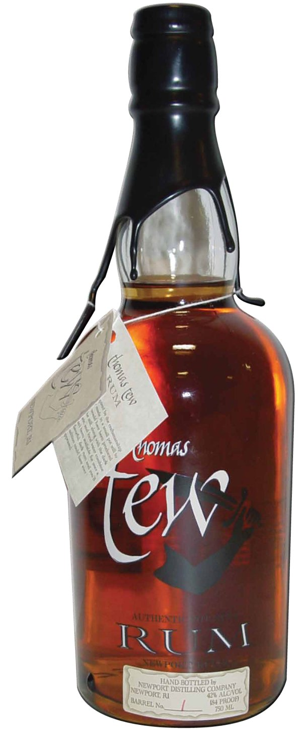 Thomas Tew Single Barrel Rum