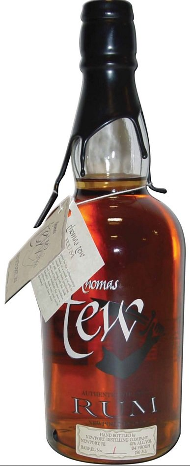 Thomas Tew Single Barrel Rum