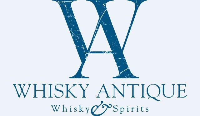 Whisky Antique Logo