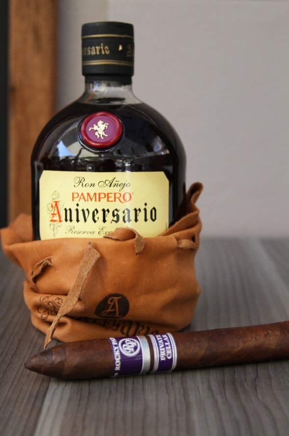 Rum and Cigar Pairing