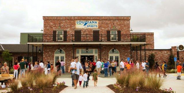 Louisiana Spirits Distillery
