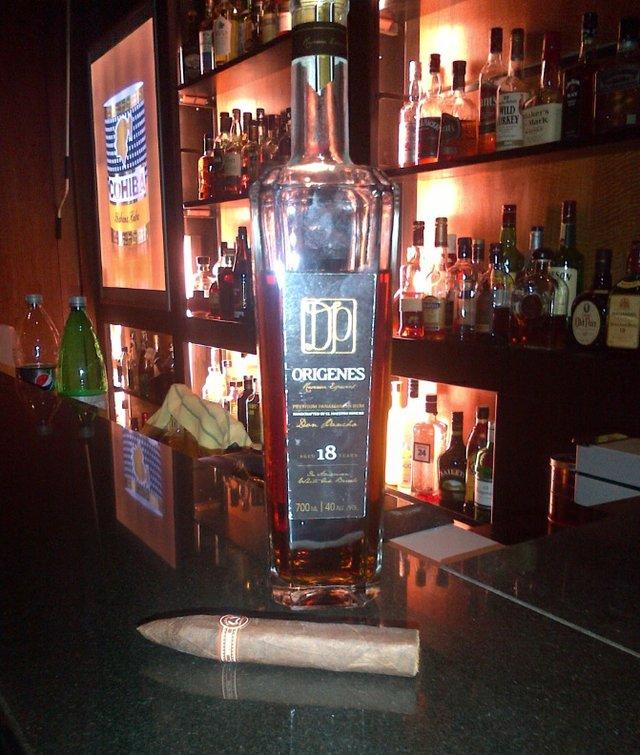Origenes and Cigar Pairing
