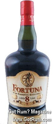 Ron Fortuna Reserva Exclusiva