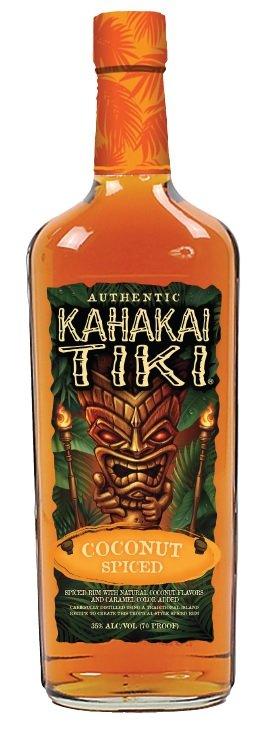 Kahakai Coconut Spiced Rum
