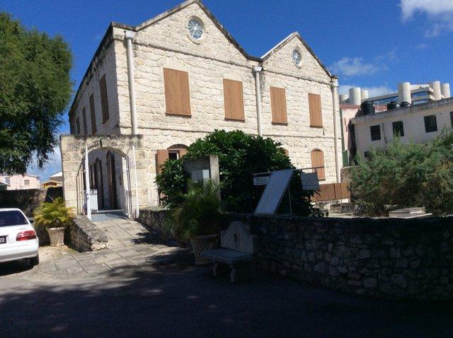 Bridgetown Jewish Museum
