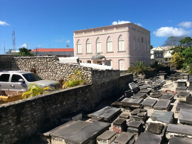 Bridgetown Synagogue