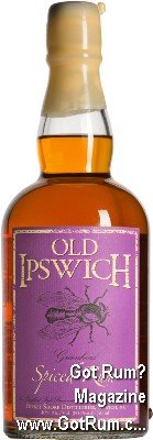 Old Ipswich Green Head Spiced Rum
