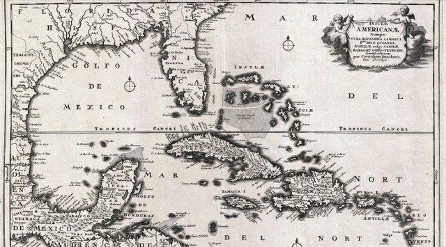 Danckerts Map