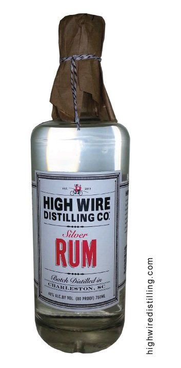 High Wire Silver Rum