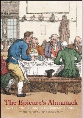 The Epicure's Almanac, by Benson E. Hill, Esq.