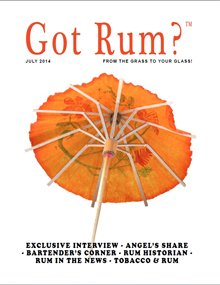 """Got Rum?"" July 2014 Thumb for Archives"
