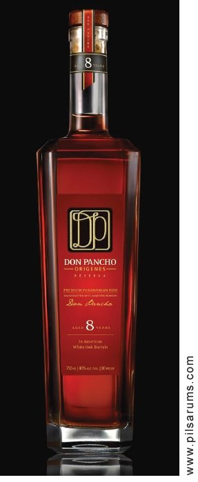 Don Pancho Orígenes 8 Rum