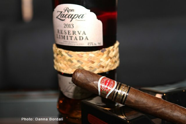 July 2014 Tobacco & Rum