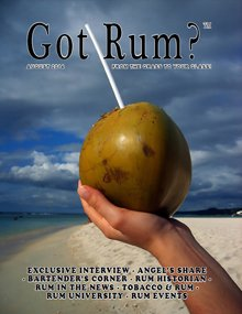 """Got Rum?"" August 2014 Thumb for Archives"